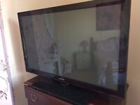 Samsung 42 inch Tv Spares or repairs