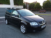 2003 VOLKSWAGEN TOURAN SPORT 2.0 TDI, 7 SEATER, 1 PREVIOUS OWNER, S/H, LONG MOT