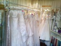 Bridal Gown Job lot