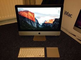 """Apple iMac 21.5"""" Late 2009, boxed as new"""