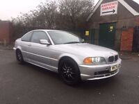 For Sale BMW 318 CI COUPE / 2 Owners / New MOT / Low Mileage !