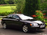 2008 (58) VOLVO S60 2.4 D5 SE AUTO 185BHP **1 Former Keeper - Only 52,000 Miles - FSH - Immaculate**