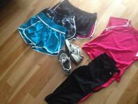 Small lot workout clothes size LG