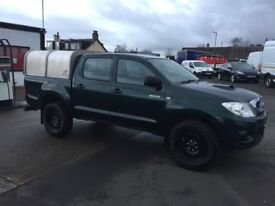 61 Toyota HiLux HL2 4x4 Double Cab Pick Up