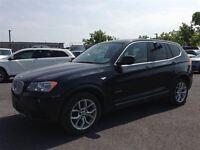 2012 BMW X3 28I XDRIVE TOIT PANO CUIR