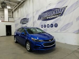 2016 Chevrolet Cruze LT W/ Sunroof, Remote Start, Heated Fnt St