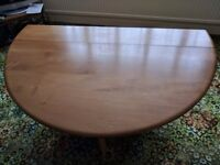 STUNNING ERCOL DROP LEAF DINING TABLE