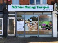 2 European Massage Ladies are working today