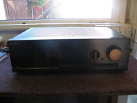Sherwood Black Stereo Integrated Amplifier Model AX-7030R. 820w.
