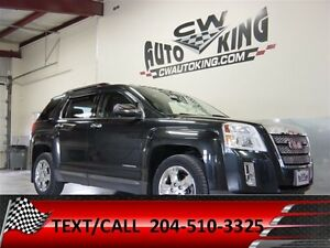 2012 GMC Terrain SLT-2 / Leather / Roof / Navigation / All Wheel