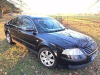Volkswagen Passat sport 20V turbo 1 year MOT FSH excellent condition