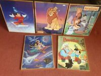 A3 framed Disney pictures (official)