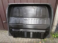 Partition wall / bulkhead for Ford Transit (Low roof / Medium High roof) 2010 registration