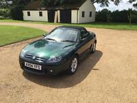 MG TF - 135 - Full MOT, Very Low Mileage.