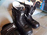 Snow board, bag, boots, bindings