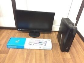 Alienware Area X51 Gaming Computer PC Setup with Monitor (Intel i5, 8GB RAM, 1TB, HD 7700 Graphics)