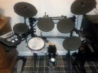 Roland TD6 Electronic drum set.