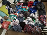 x66 items Boys clothes used in Great condition: Age 2-4 yrs