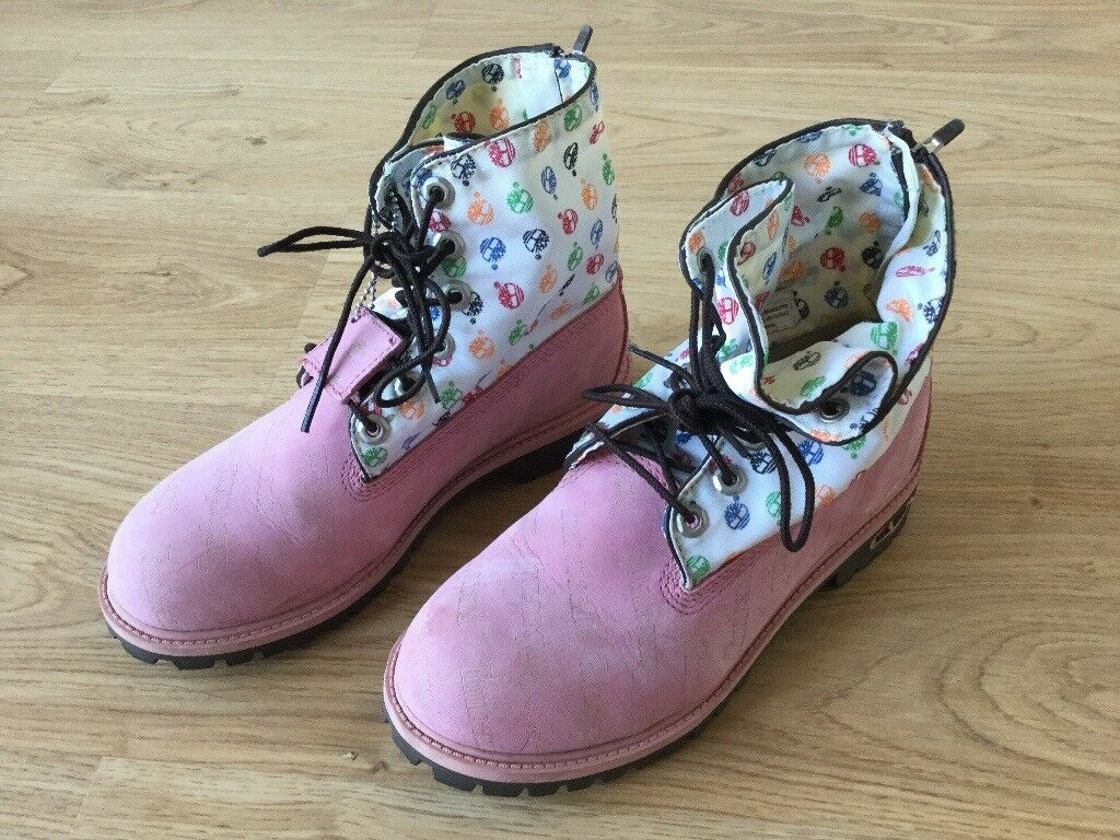 ??Ladies Timberland Boots Size 5 12?? | in Crewe, Cheshire | Gumtree