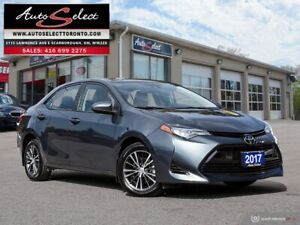 2017 Toyota Corolla ONLY 65K! **SUNROOF**BACK-UP CAMERA**TOUC...