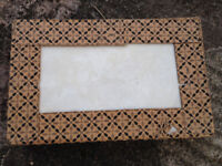 10 YurtBay Seramik 25 x 40 Ivory Gloss Bathroom Wall Tiles