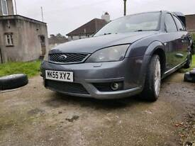 Ford Mondeo front bumper and grill