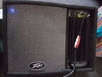 PEAVEY PRO 12 ACTIVE MONITOR, IDEAL FOR GUITARS, ETC