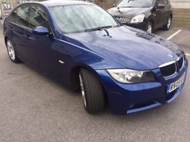 BMW 3 SERIES AUTOMATIC DIESEL 320 MSPORTS EXCILLANT CONDITION QUICK SALE