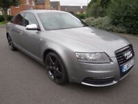 2007 AUDI S6 SALOON 5.2 4dr V10 AUTO QUATTRO AWESOME CAR LAMBORGHINI ENGINE LOOK