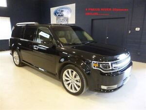 2016 Ford Flex LIMITED AWD ECOBOOST GPS/TOIT
