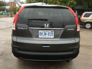 2014 Honda CR-V LX/CLEAROUT!/PRICED FOR AN IMMEDIATE SALE! Kitchener / Waterloo Kitchener Area image 5