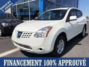 2010 Nissan Rogue S **47$/SEM*FINANCEMENT 100% APPROUVÉ**