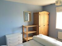 Double room in friendly garthdee house for rent