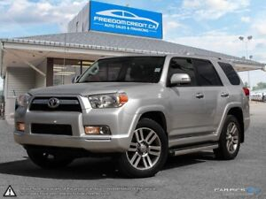 2013 Toyota 4Runner 4x4 LTD Loaded 4 runner