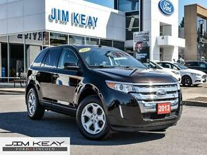 2013 Ford Edge SEL FWD*3.5L V6*REVERSE CAMERA SYS*VOICE ACTIVATE