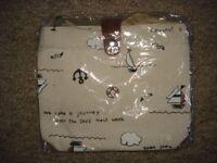 handbag (seaside theme)
