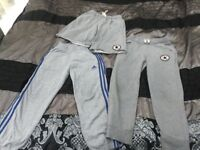 Boys joggers size 9-10 and 10-12