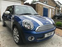 Mini Cooper 1.6 Petrol with Chilli Pack, Lady Owner, FSH, 2 Keys, 69,600 miles