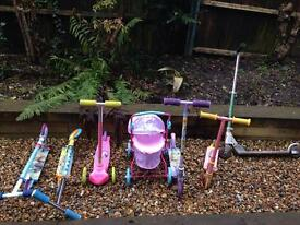 Outdoor toys £20 lot