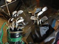 Joblot Golf clubs