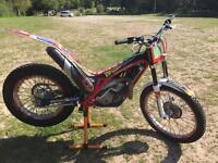 GAS GAS TXT PRO 300 TRIALS BIKE IMMACULATE