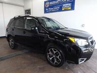 2014 Subaru Forester 2.0XT LIMITED PKG AWD LEATHER SUNROOF