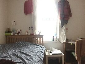 Student accommodation double bed room near NTU city campus