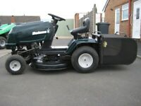 BOLENS BL125/76T RIDE ON MOWER / GARDEN TRACTOR.
