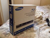 Blu-ray player NEW in SEALED BOX £30