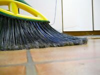 RESIDENTIAL CLEANING AVAILABLE