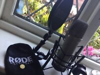 MICROPHONE RODE NT1-A