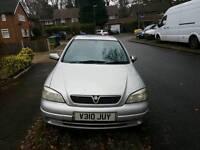 Vauxhall Astra LS 8x long MOT