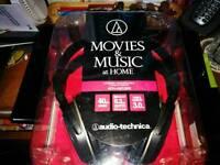 Stereo Headphones ATH AVC200 new unused