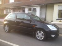 Ford fiesta 1.4 zetec 2004 start & drives well 8month MOT well looked after